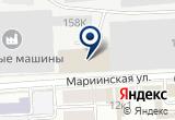 «Dekor-Techno» на Яндекс карте Санкт-Петербурга