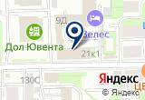 «РЕСУРС-91 ХК ЛЕНИНЕЦ» на Яндекс карте Санкт-Петербурга