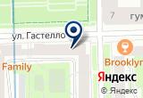 «МОБИЛ ТЕЛЕКОМ САНКТ-ПЕТЕРБУРГ ЗАО» на Яндекс карте Санкт-Петербурга