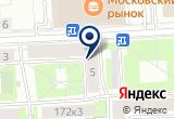 «Хмельной Викинг» на Яндекс карте Санкт-Петербурга