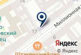 «Частный дом престарелых Вишневый Сад Миллионная» на Яндекс карте Санкт-Петербурга