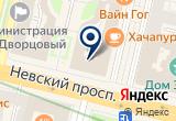 «ФЛФ Лайн, ООО» на Яндекс карте Санкт-Петербурга