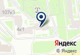 «Син Ху» на Яндекс карте Санкт-Петербурга