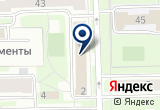 «ПРОФИ ЗАО» на Яндекс карте Санкт-Петербурга