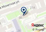 «Представительство Республики Коми в Северо-Западном регионе РФ» на Яндекс карте Санкт-Петербурга
