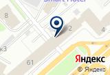 «Хостланд» на Яндекс карте Санкт-Петербурга