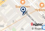 «Русский мотор» на Яндекс карте Санкт-Петербурга