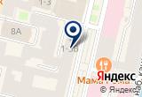 «Дворец учащейся молодежи Санкт-Петербурга» на Яндекс карте Санкт-Петербурга