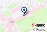 «Клиника, НИИ пульмонологии им. академика И.П. Павлова» на Яндекс карте Санкт-Петербурга