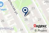 «МЕЛЬПРОМ КОМПЛЕКС ООО» на Яндекс карте Санкт-Петербурга