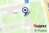 «СТРОЙ-РАДУГА СТЕКОЛЬНО-ЗЕРКАЛЬНАЯ МАСТЕРСКАЯ» на Яндекс карте Санкт-Петербурга