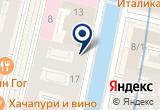 «Надежда, ООО» на Яндекс карте Санкт-Петербурга