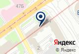 «Сборный пункт Военного комиссариата г. Санкт-Петербурга» на Яндекс карте Санкт-Петербурга