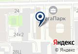 «Фронт Акустик» на Яндекс карте Санкт-Петербурга