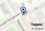 ««АН «ХочуКварти.ру»» на Яндекс карте Санкт-Петербурга