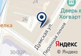 «Улитка на склоне» на Яндекс карте Санкт-Петербурга