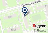 «ГАРУС, производственно-строительная компания» на Яндекс карте Санкт-Петербурга