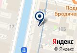 «Сосновские озера» на Яндекс карте Санкт-Петербурга