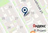 «ТЕЛЕКОМПАНИЯ САНКТ-ПЕТЕРБУРГСКОЕ КАБЕЛЬНОЕ ТЕЛЕВИДЕНИЕ» на Яндекс карте Санкт-Петербурга
