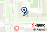 «Эвесма» на Яндекс карте Санкт-Петербурга