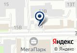 «Фронт Шуз» на Яндекс карте Санкт-Петербурга