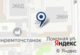 «Эко Стиль, салон окон и дверей» на Яндекс карте Санкт-Петербурга