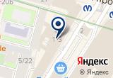 «Центр согласования проектной документации» на Яндекс карте Санкт-Петербурга