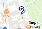 «ЭЛЬДОРАДИО» на Яндекс карте Санкт-Петербурга