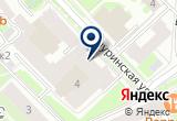 «Теннисный корт на Мичуринской, 4» на Яндекс карте Санкт-Петербурга