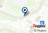 «HOTPOINT» на Яндекс карте Санкт-Петербурга