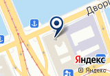 «Студенческий совет СПбГУКИ» на Яндекс карте Санкт-Петербурга