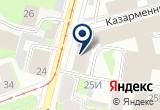 «Эссарт» на Яндекс карте Санкт-Петербурга