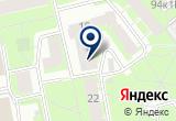 «Парус, ООО, торговая организация» на Яндекс карте Санкт-Петербурга