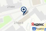 ««Darvin Studio» - создание и продвижение сайтов» на Яндекс карте Санкт-Петербурга