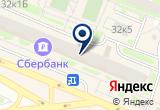 «Черника Оптика» на Яндекс карте Санкт-Петербурга