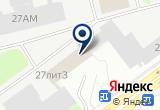 «Служба сантехников Петербурга» на Яндекс карте