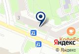 «САЛОН ШТОРЫ» на Яндекс карте Санкт-Петербурга