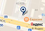 «№ 22» на Яндекс карте Санкт-Петербурга