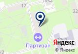 «Северная Русь» на Яндекс карте Санкт-Петербурга