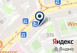 «РЕГИОНАЛЬНОЕ КАБЕЛЬНОЕ ТЕЛЕВИДЕНИЕ ЗАО» на Яндекс карте Санкт-Петербурга