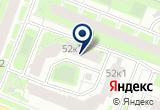 «Жива, академия здоровья» на Яндекс карте Санкт-Петербурга
