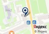 "«""Мода для окон"" салон штор» на Яндекс карте Санкт-Петербурга"