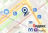 «Русский Экспресс Северо-Запад» на Яндекс карте Санкт-Петербурга