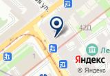 «Торговая компания Coral» на Яндекс карте Санкт-Петербурга