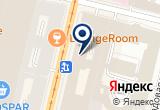 «Dizbook» на Яндекс карте Санкт-Петербурга