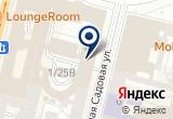 «Санкт-Петербургская городская станция скорой медицинской помощи» на Яндекс карте Санкт-Петербурга
