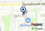 «ФилВент» на Яндекс карте Санкт-Петербурга