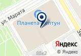 «ЭклектикаСПБ» на Яндекс карте Санкт-Петербурга