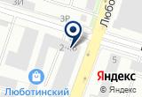 «Стройматика, ООО» на Яндекс карте Санкт-Петербурга