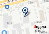«ЭН. КО. С» на Яндекс карте Санкт-Петербурга